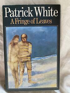 A Fringe of Leaves by Patrick White (Hardback, 1976)