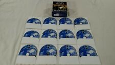 """""""MIDST TOIL AND TRIBULATION"""" BY DAVID WEBER UNABRIDGED 22 CD'S AUDIOBOOK"""