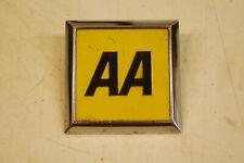 Vintage Car AA Badge
