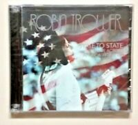 Robin Trower (New Chrysalis 2CDs R2-537204) State To State Live Across America