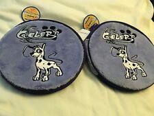 Neopets Gelert Purple Soft Velvety Cd Holder Limited Too Nwt-Rare