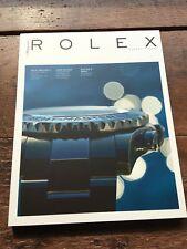 ROLEX MAGAZINE NUMERO 5 ROLEX YACHTMASTER II (italiano/italian)