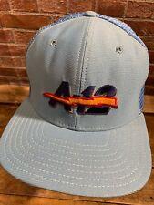 A-12 Avenger Jet Stealth Bomber Military Plane Vintage Snapback Adult Cap Hat