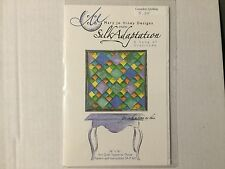 Quilt art topper throw pattern MARY JO HINEY DESIGNS Song of Gratitude new