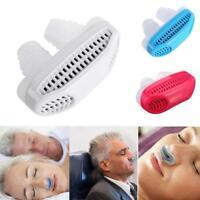 Qualität Micro CPAP-Gerät Nase Relief veSnoring Gerät Anti-Schnarchen für d K1Z6