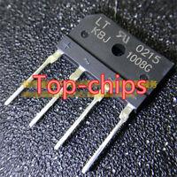 5pcs KBJ1008G 1008G 10A 800V SIP-4 10 Amp BRIDGE RECTIFIERS 50 to 1000 Volts