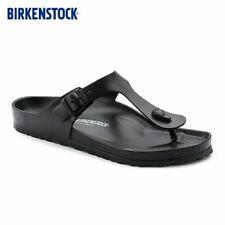 Birkenstock Gizeh Sandals- Black- EUR41