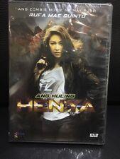 Tagalog/Filipino DVD: Ang Huling Henya