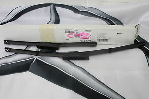 NEW Genuine Smart Fortwo Forfour (453) Pair Front Wiper Blades A4538242200