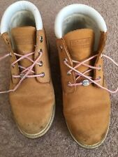 Womens Waterproof Timberland Tan Boots Size 7