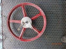 kawasaki ar 125 50 80 kh 100 kh100 rear wheel rim drum brake