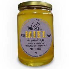 Miel d'Acacia 1 kg Produit et récolté (2018) par l'apiculteur en Périgord vert
