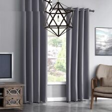Blackout Curtains Finished Drapes Blinds Tend Bedroom Living Room Window Supply
