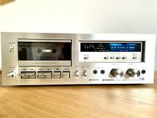 Pioneer CT-F650 Piastra cassette deck hifi metal tape capable stereo Player