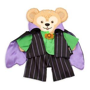 disney parks halloween 2015 disney bear vampire duffy costume 17' plush new