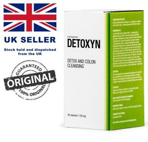DETOXYN - SUPPORTS BODY DETOXIFICATION, EFFECTIVE WEAPON AGAINST PARASITES !
