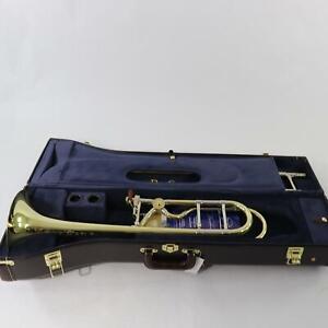 Bach Model A47BO Stradivarius Artisan Professional Tenor Trombone SN 217735 WOW