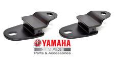 OEM Yamaha Banshee Exhaust Muffler Pipe Brackets Hangers Stays Mounts
