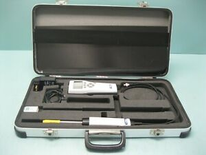 Vaisala MI70 Measurement Indicator HMP75B RH & T Probe P25 (2744)
