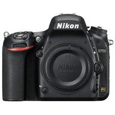 Nikon D750 Digital SLR Camera with Nikkor 24 - 85mm Lens