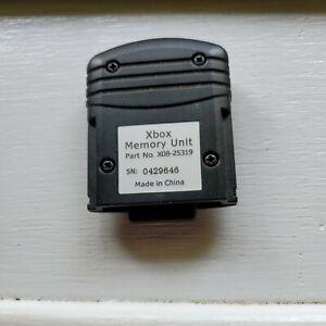 Original OEM Microsoft Xbox Memory Unit - Model X08-25319 Free Shipping