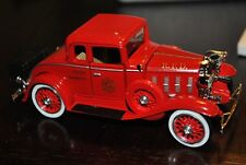 1932 Chevy Roadster Fire Chief Car SS-T5420B National Motor Museum 1:32