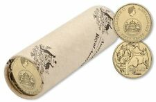 2016 $1 { One Dollar } Decimal Currency 50th Anniversary Changeover Roll20 Coins
