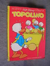 TOPOLINO # 1031 - 31 AGOSTO 1975 - OTTIMO - ORIGINALE