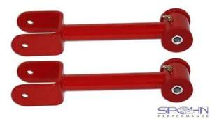 Tubular Rear Upper Control Arms with Polyurethane Bushings   1968-1972 GM A-Body