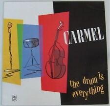 Serge Clerc 33 tours Carmel 1984