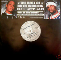 """R KELLY & JAY Z Take You Home With Me UK 6-trk promo vinyl 12"""" UNPLAYED"""