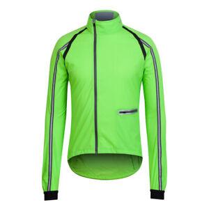 Rapha Classic Wind Jacket Green Size Medium BNWT