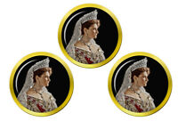 Empress Alexandra Feodorovna Marqueurs de Balles de Golf