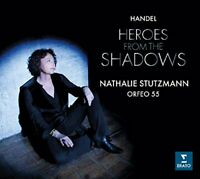 Nathalie Stutzmann - Heroes from the Shadows - Handel Arias [CD]