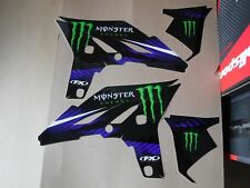 F X    MONSTER  GRAPHICS YAMAHA YZ250F  YZF250  2010  2011  2012  2013 YZF