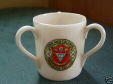 Unmarked 1900-1919 (Art Nouveau) Goss Crested China