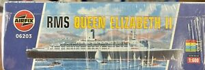 Airfix 1/600 Queen Elizabeth 2