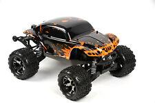 Custom Body Muddy Bug Orange for Traxxas Stampede 1/10 Truck Car Shell 1:10