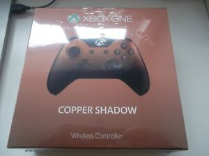 *NEW* MICROSOFT XBOX ONE LIMITED EDITION COPPER SHADOW WIRELESS CONTROLLER