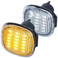 2 CLIGNOTANT LED AUDI A3 8L 1995 A 2000 A4 B5 1994 A 2000 A8 1994 A 2002 BLANC