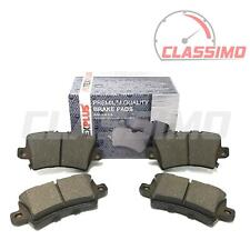 Rear Brake Pads for HONDA CIVIC Mk 8 - 1.4 1.8 2.0 Type R 2.2 CDTI - 2005-2012