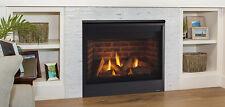 """Majestic Quartz 32"""" Direct Vent Gas Fireplace QUARTZ32  Builders Package Deal"""