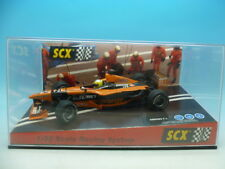 SCX Orange Arrows F1 Team 2000 Showcar mint unused