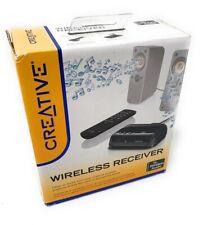 Creative Sound Blaster Wireless Audio Receiver SB1122EF New Open Box