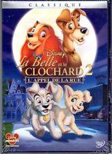 LA BELLE ET LE CLOCHARD 2 - n°59 - DVD - Neuf sous blister