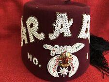 Arabic hat Masonic