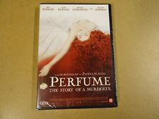 DVD / PERFUME- THE STORY OF A MURDERER ( BEN WHISHAW, DUSTIN HOFFMAN... )