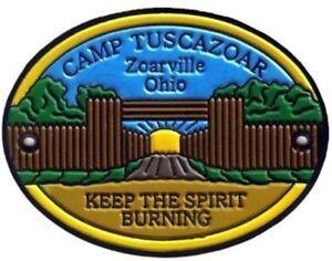 Camp Tuscazoar Hiking Medallion