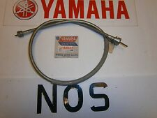 YAMAHA CS5, DS6, DS7, R5 - FRAME SPEEDOMETER CABLE (GREY)