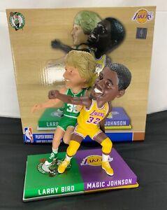 Larry Bird Magic Johnson FOCO Celtics Lakers NBA Bobblehead Bobble #108 of 360